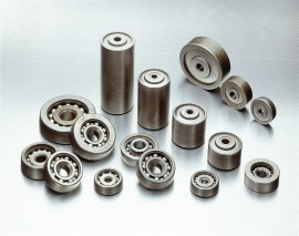 Standard & Special Bearings for the Mechanical Handling Industry